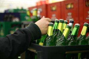 ¿Cómo afecta el consumo de alcohol a los pacientes con LNH?