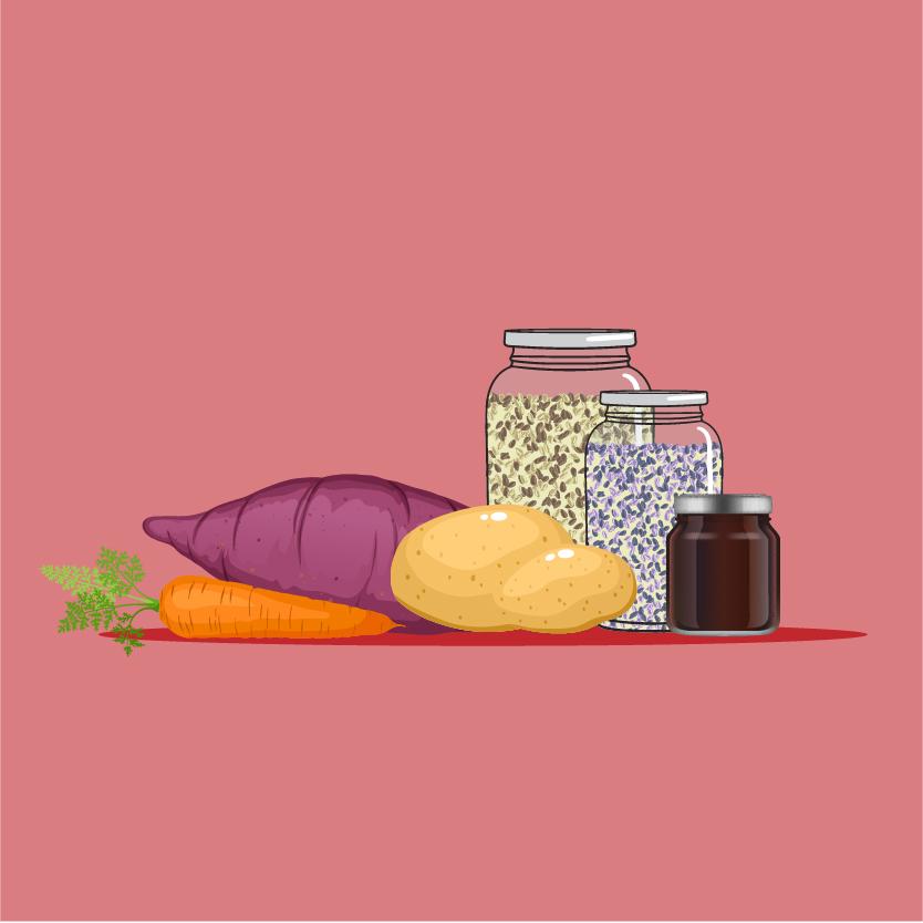 Dieta, bacterias intestinales y cáncer de mama