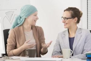 Reincorporación a la vida laboral tras el cáncer de mama.