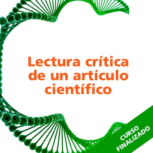 Lectura crítica de un artículo científico