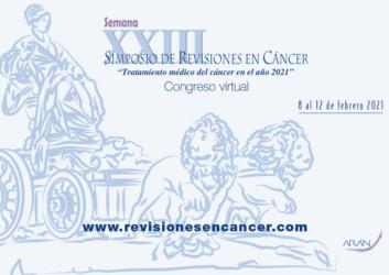 Kern Pharma Biologics colabora en el XXII Simposio de Revisiones en cáncer
